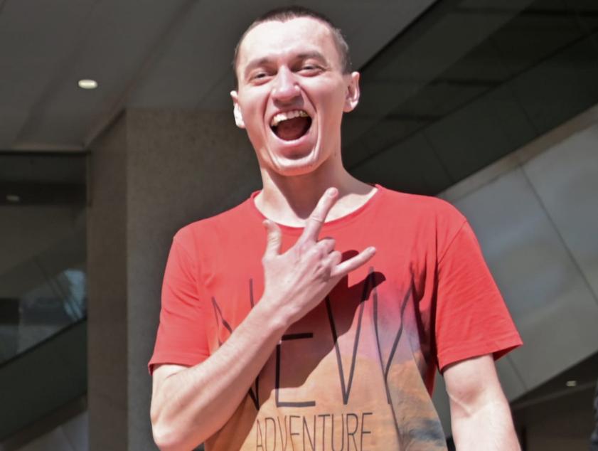 俄籍被告STARTSEV Aleksandr。