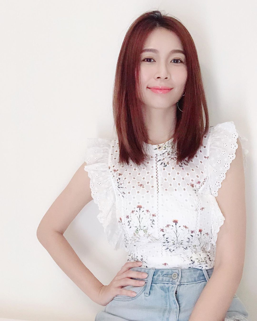 楊秀惠來自馬來西亞,她稱家人都住在當地。