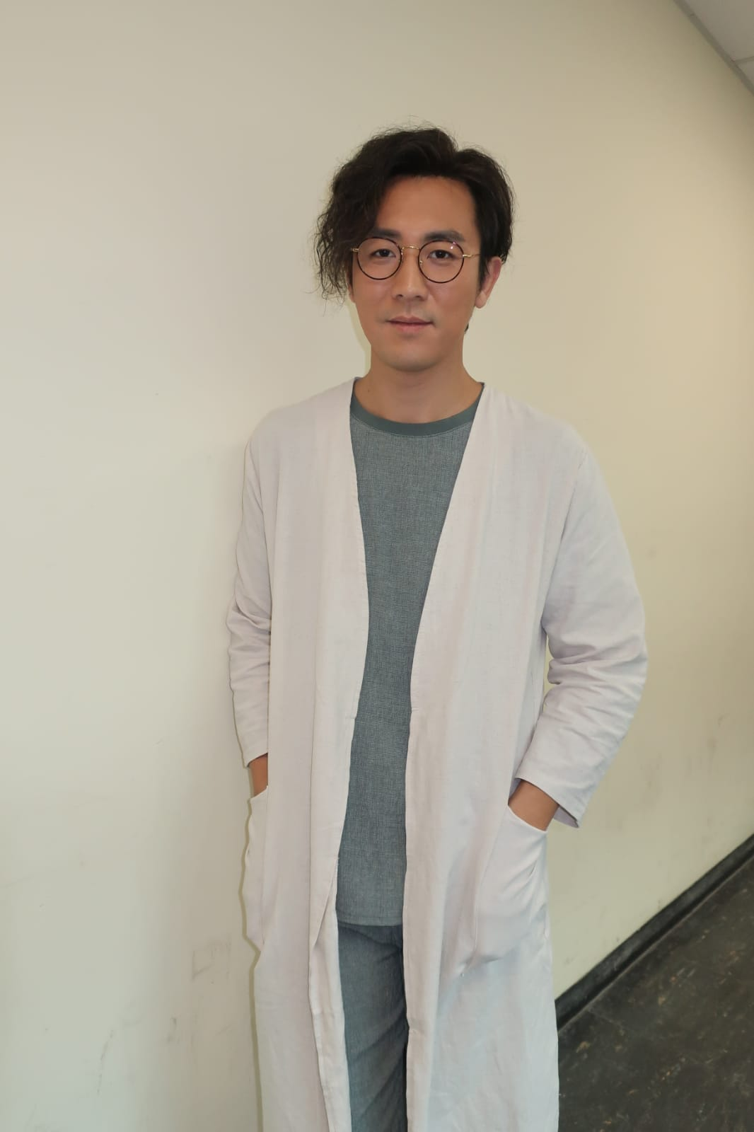 譚俊彥話拍《憶24小時》拍得好舒服。