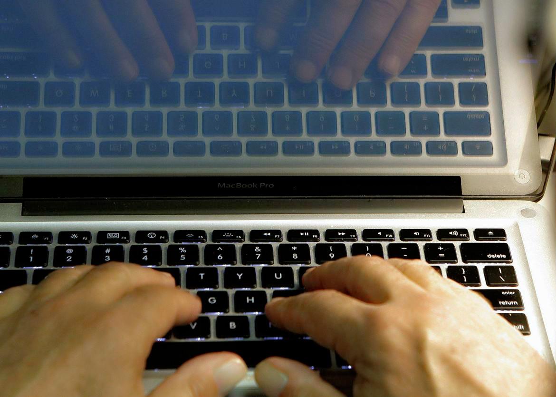 本港發生網上騙案。AP示意圖片