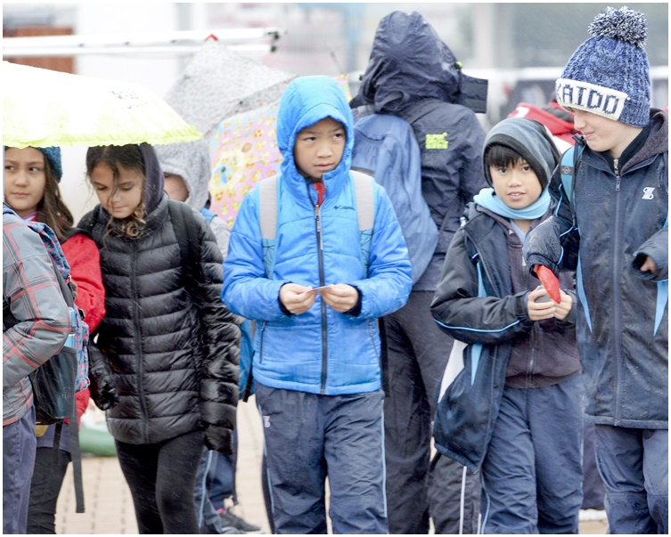 下周六(12月7日)是廿四節氣中的「大雪」,當日大致天晴及乾燥。
