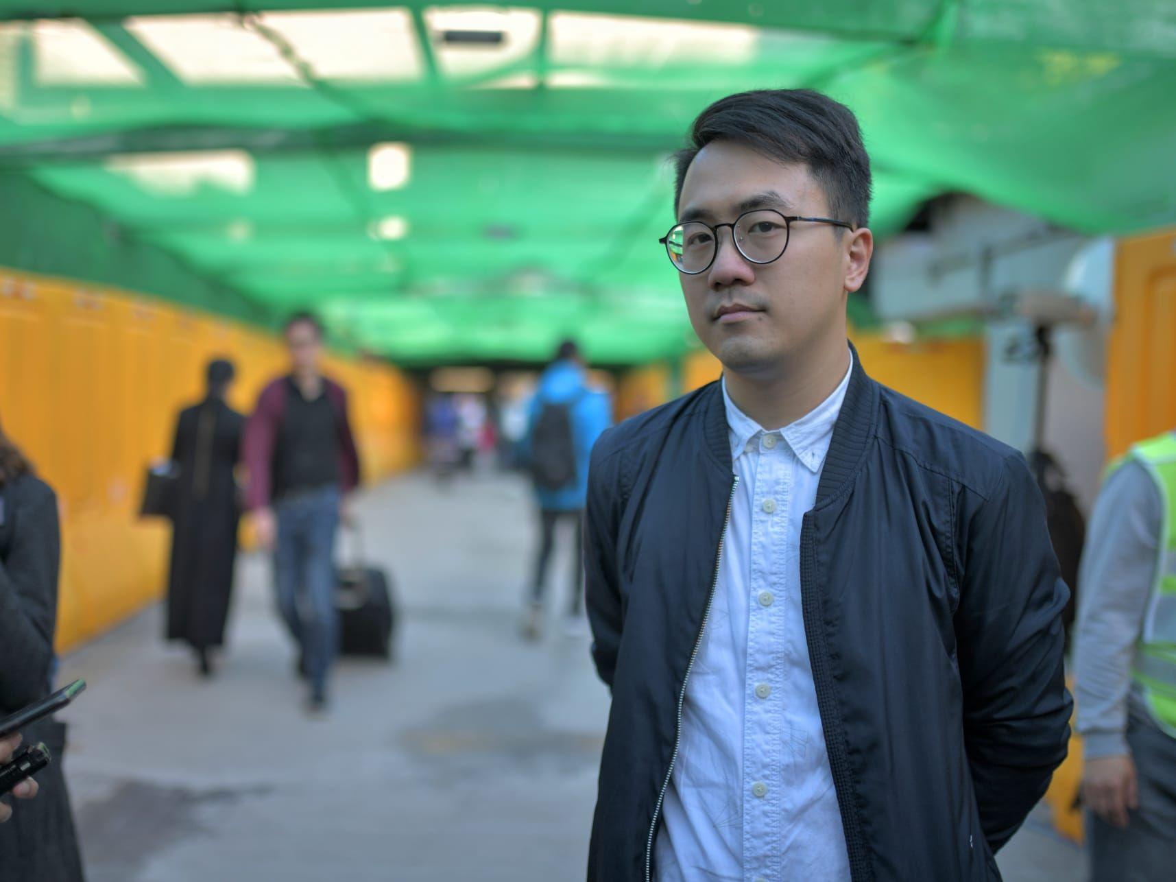 李傲然建議校方於農曆新年後才開學。