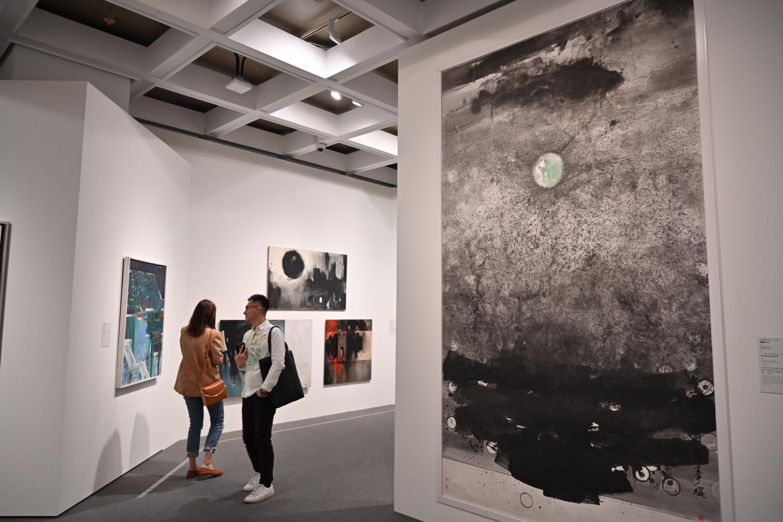 香港藝術館空間增4成 周六重開籲網上預約