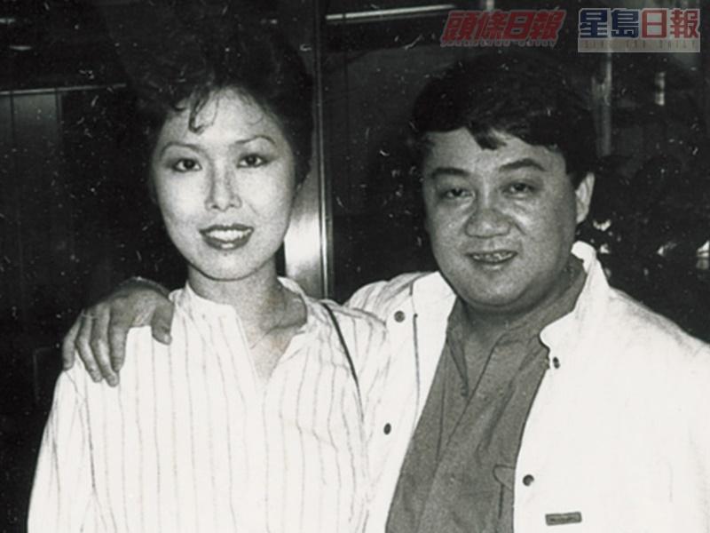 黎小田指與關菊英的一段情為一生中最深刻。資料圖片