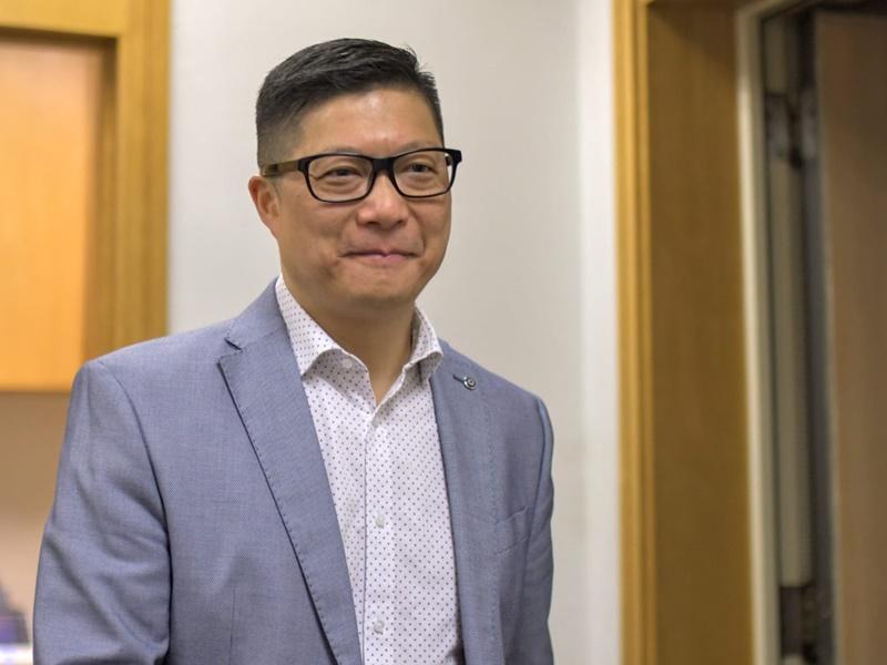 鄧炳強指獨立調查針對警方是不公義。