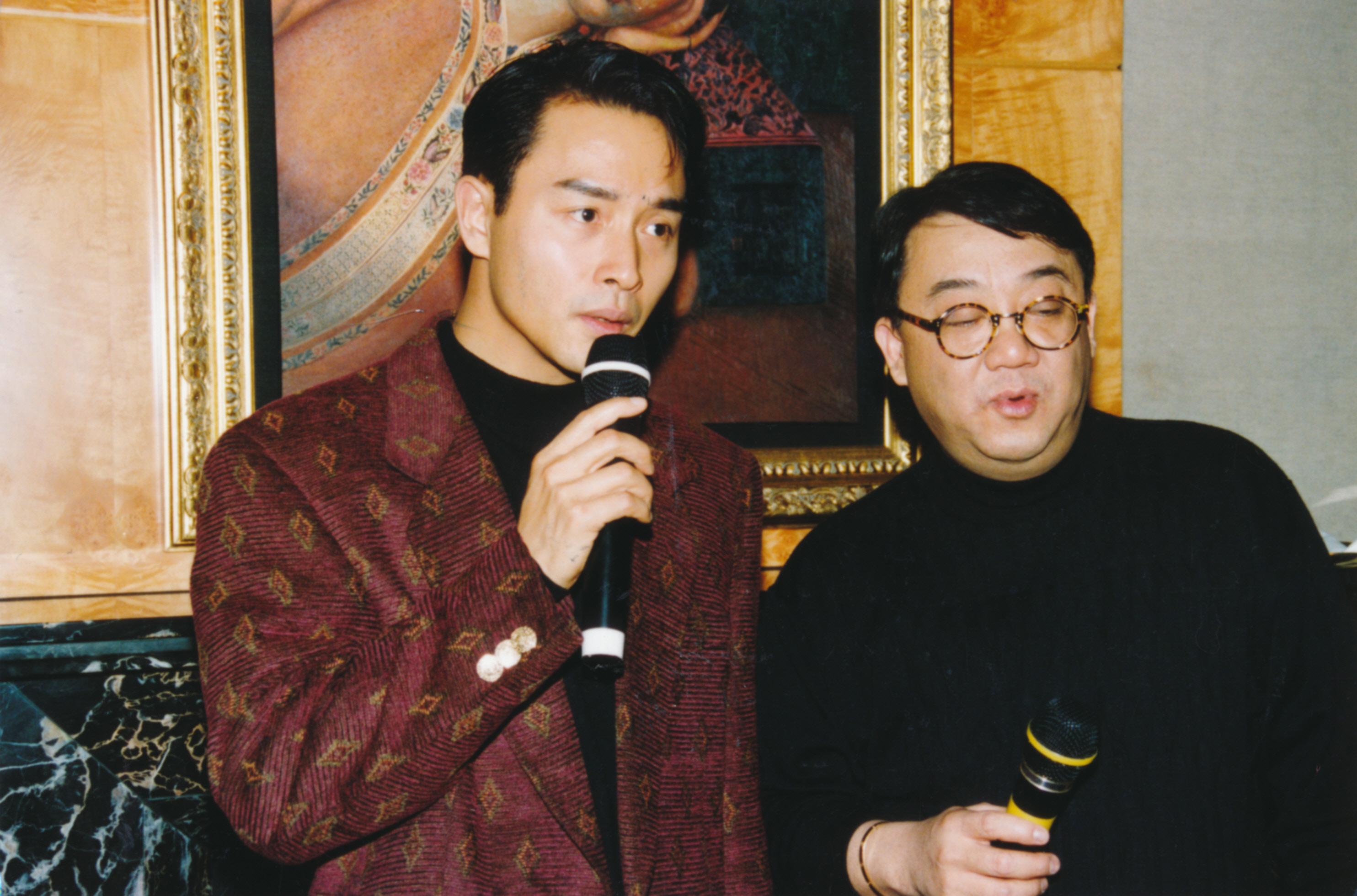 黎小田為張國榮監製《風繼續吹》爆紅。