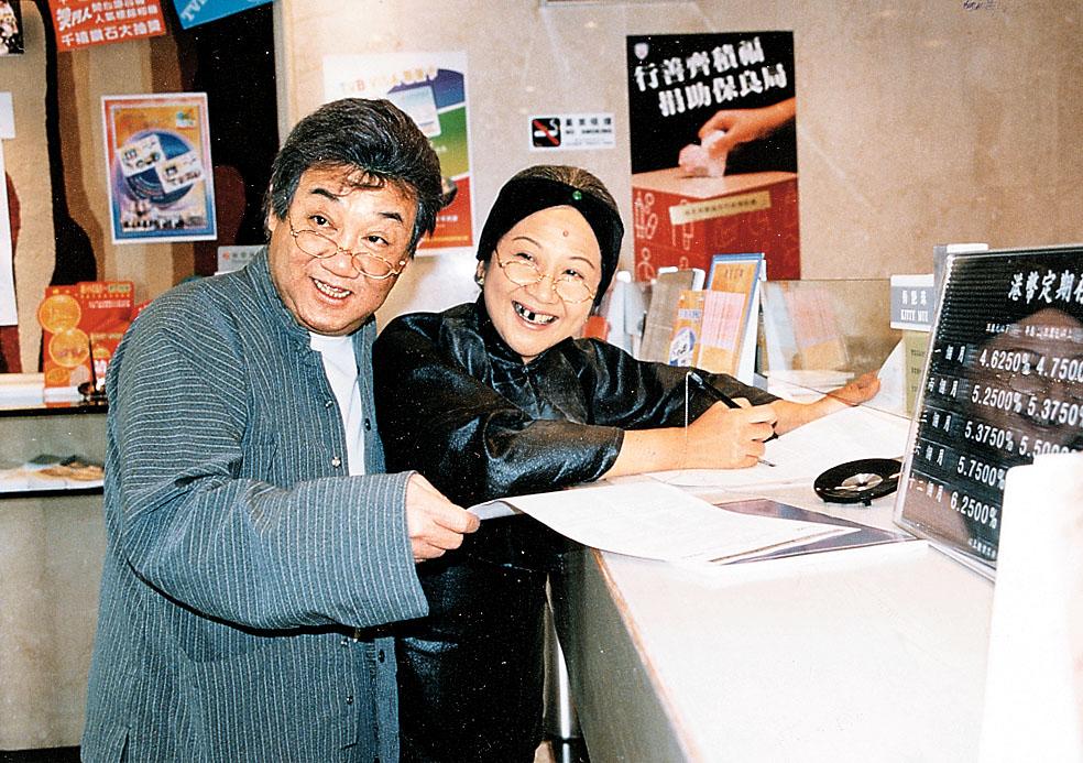 《家燕與小田》節目為黎小田打響頭砲。