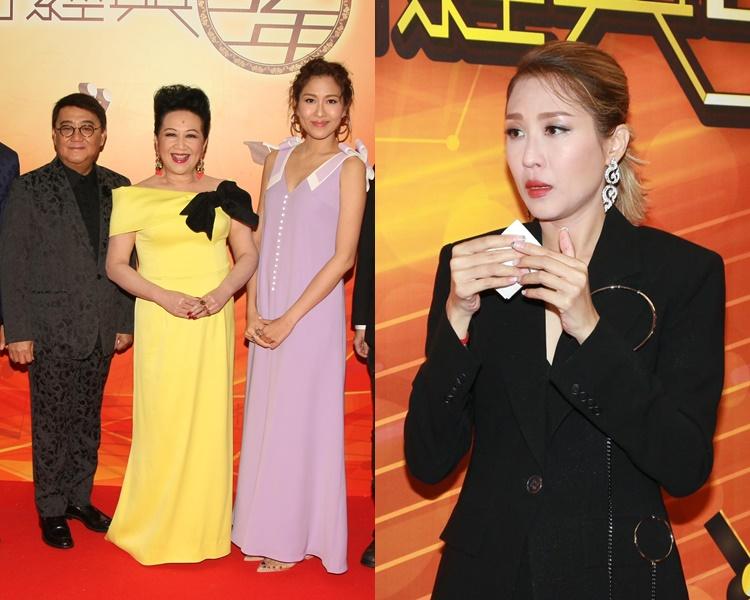 陳敏之心情複雜錄影《50年》,想起與黎小田及薛家燕之前合作這節目。