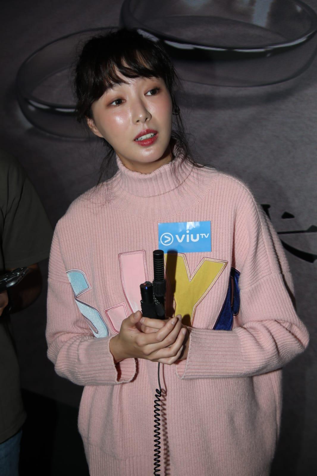 Yu最擔心在節目中喊得太肉酸。