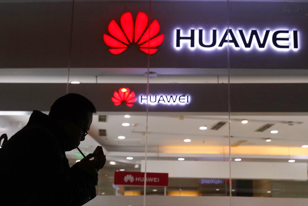 華為前員工李洪元早前因離職補償金問題,被公司控告敲詐勒索。AP