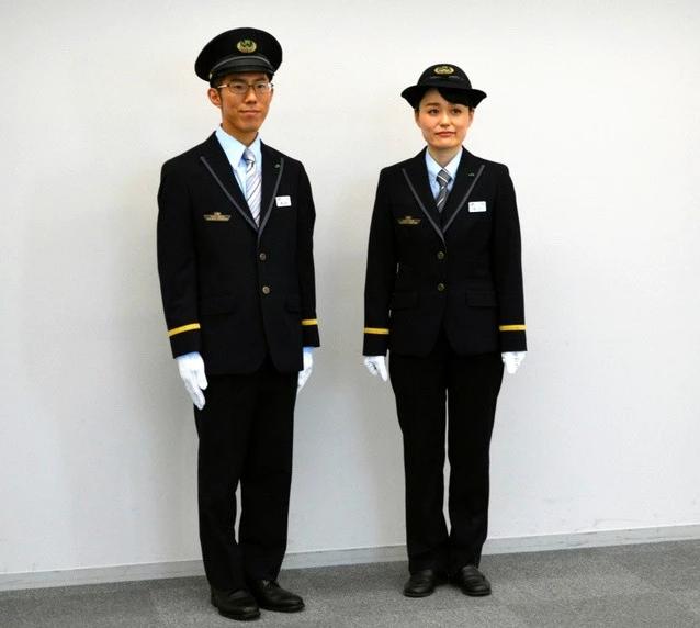 JR東日本公司將從2020年5月起使用的全新制服。網圖