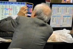 中午收市:恒指跌38點收報26405 成交410億元