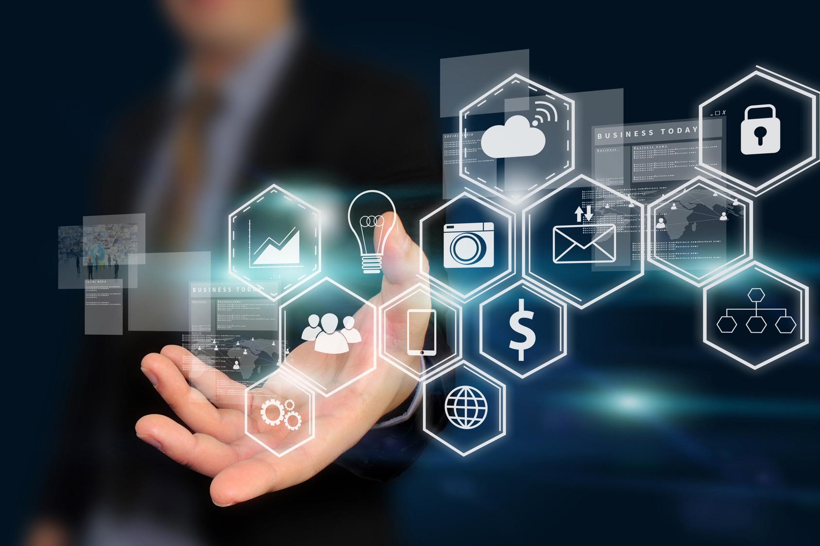 金融服務機構的競爭對手,還包括虛擬銀行等愈來愈多靈活的數碼化顛覆者。(網上圖片)