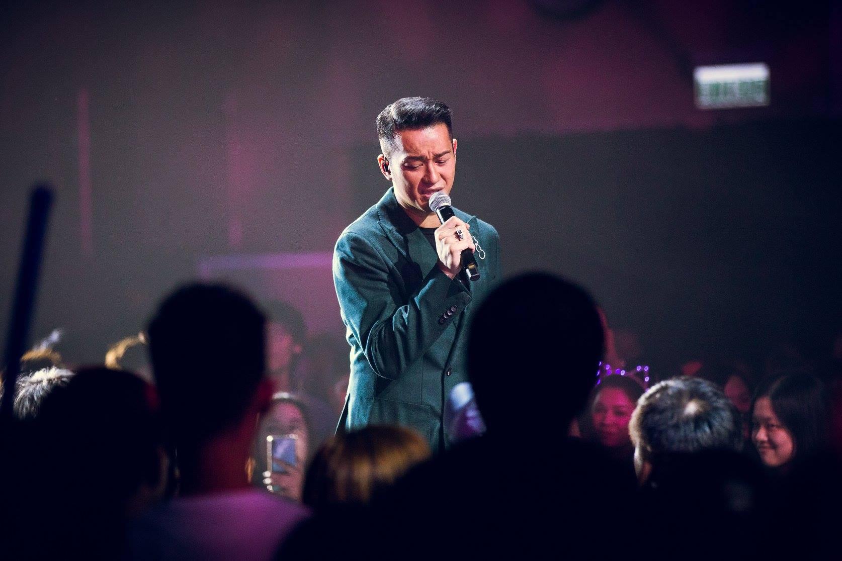 吳浩康將於本月30日假麥花臣舉行音樂會。
