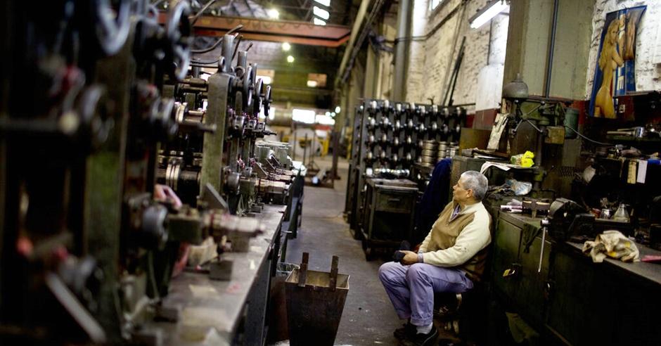 美國復徵巴西阿根廷鋼鋁關稅,報復搶大豆巿場。AP圖