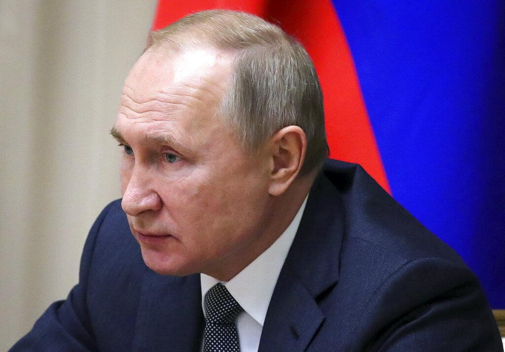 俄國新法獨立記者博客列外國代理人惹爭議 。AP圖