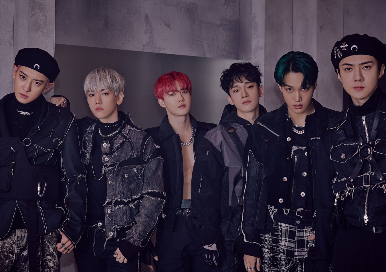 EXO是最受歡迎Kpop組合第3位。