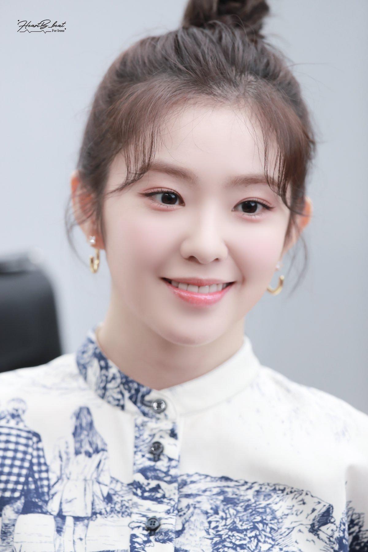 Red Velvet的Irene排第41位。