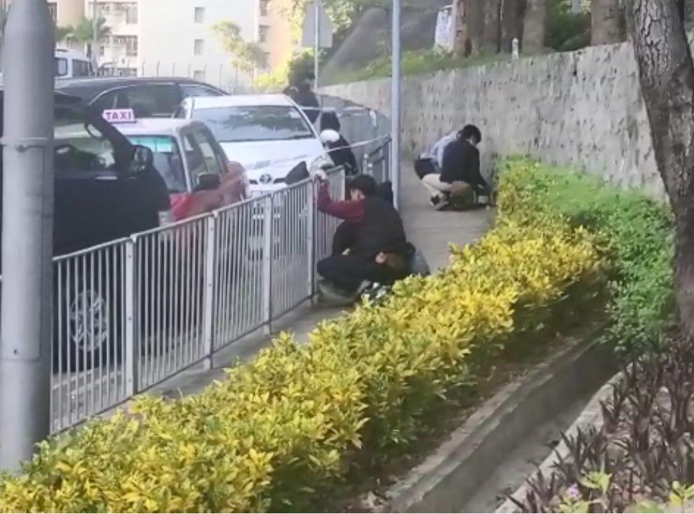 警方何文田疑開槍制服疑犯 懷疑與近日劫案有關