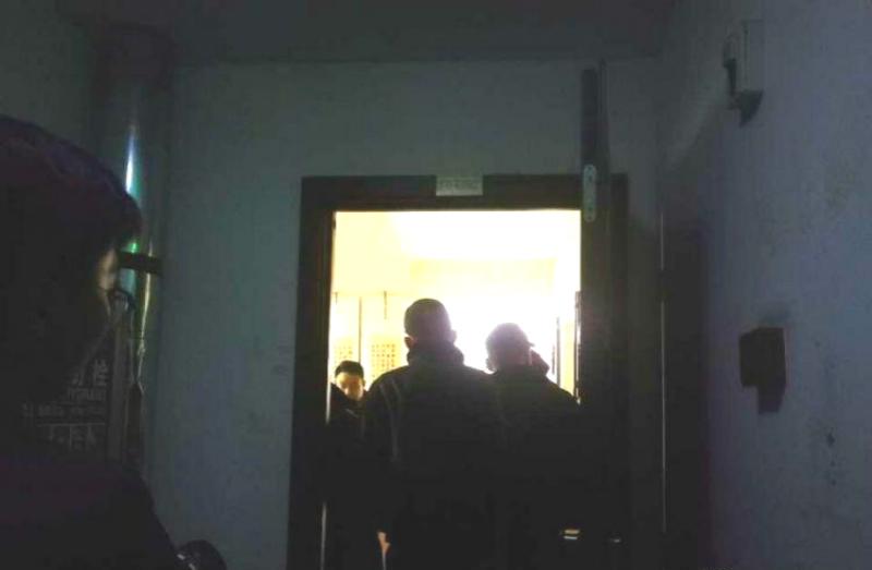 消防及民警趕到現場。網上圖片