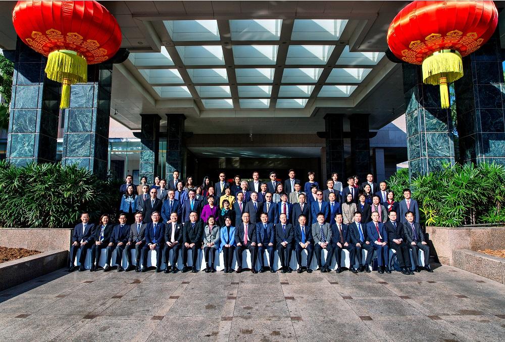 「內地與香港科技合作委員會」第14次會議。