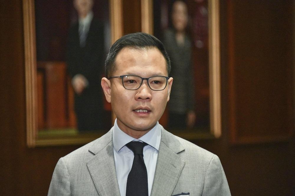郭榮鏗指若政府無心作政制改革,不論推行任何政策也不會得到建設性的結果。資料圖片