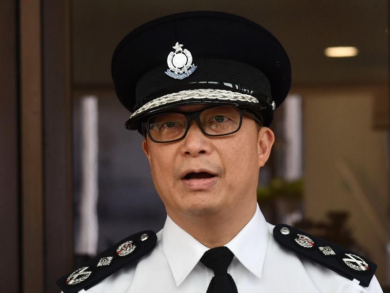 鄧炳強周五訪京兩日。資料圖片