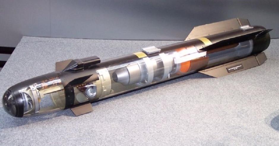 美军发射「忍者」导弹 击杀2武装分子。网图