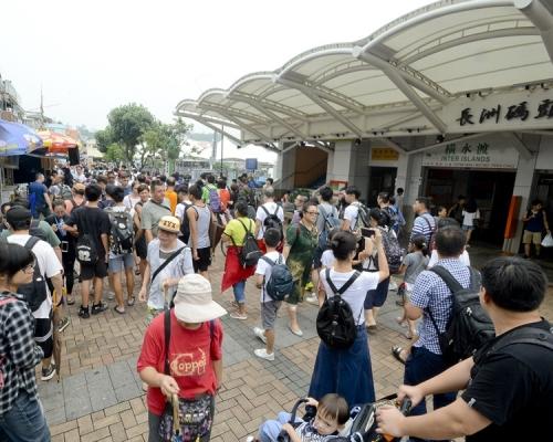長洲附近發生1.4級地震 天文台接超過10名市民報告