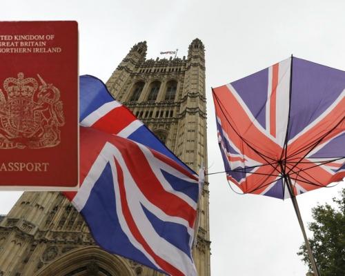 英人權組織:1983年前出生BNO持有人或可恢復CUKC身份享居英權