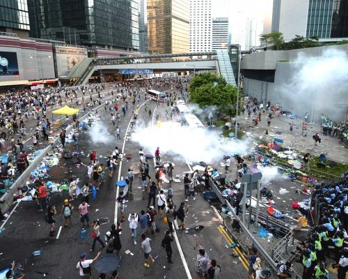 【Kelly Online】上次香港地震2014年發生同年爆佔中 網民:仲有再大鑊?