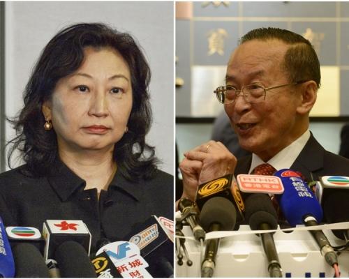 鄭若驊丈夫潘樂陶旗下安樂工程涉違法 遭競委會搜查