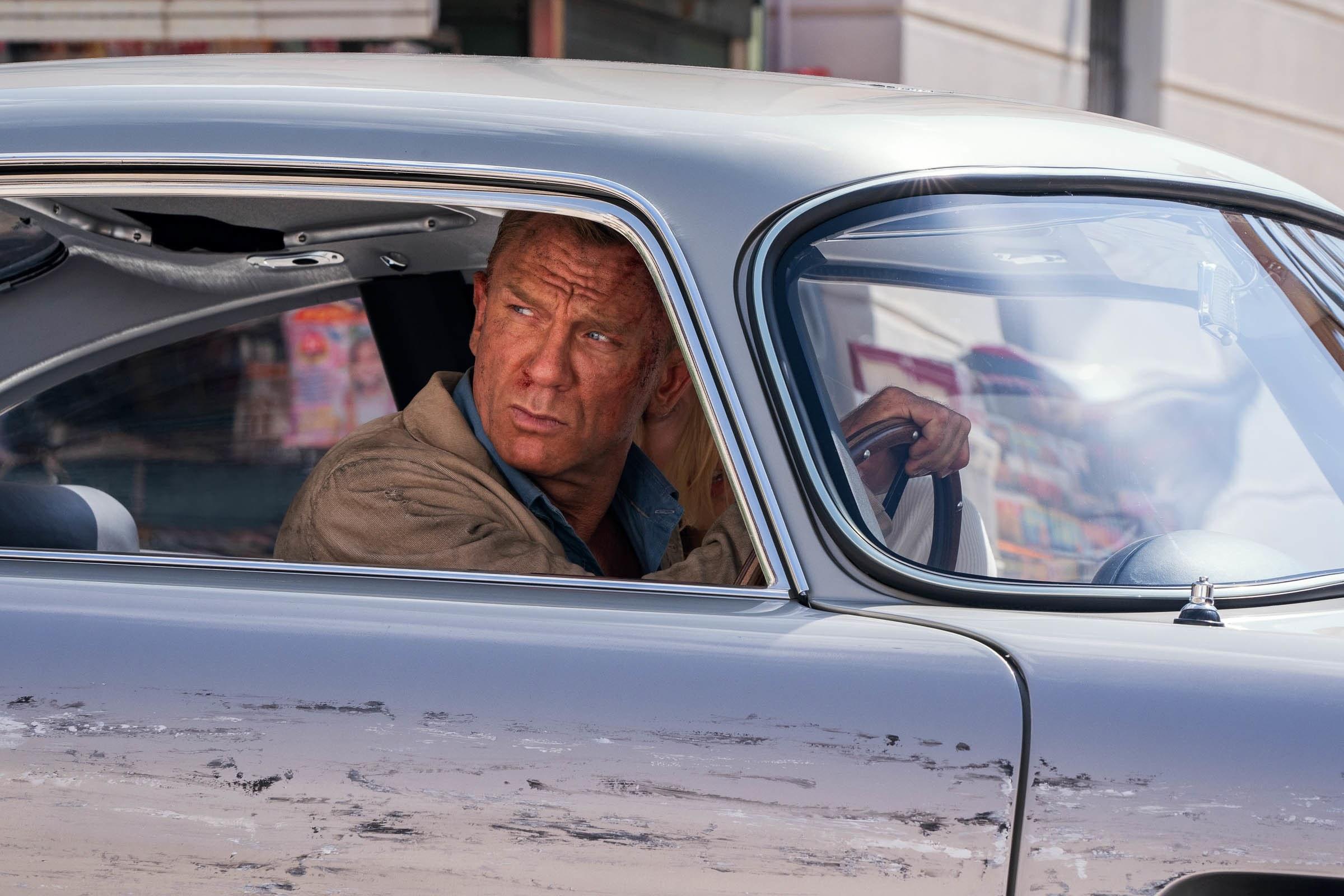 丹尼爾基克最後一部邦片《007︰生死有時》首個預告出爐。