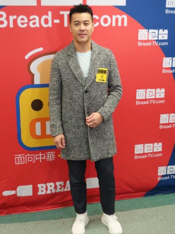梁漢文昨晚為音樂節目擔任嘉賓。