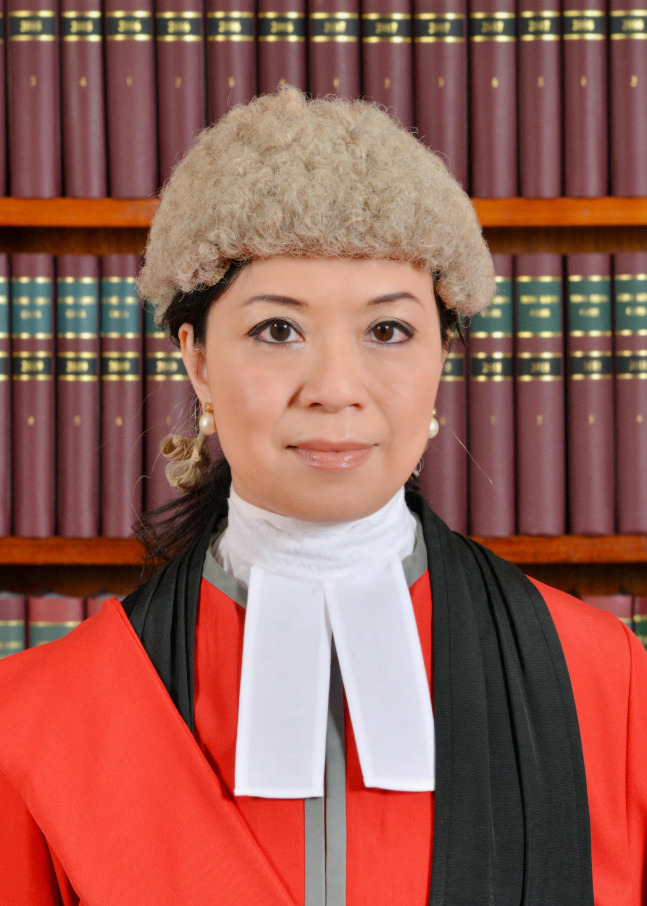 法官潘敏琦指4人重犯的機會高,故拒絕4人的保釋申請。 資料圖片