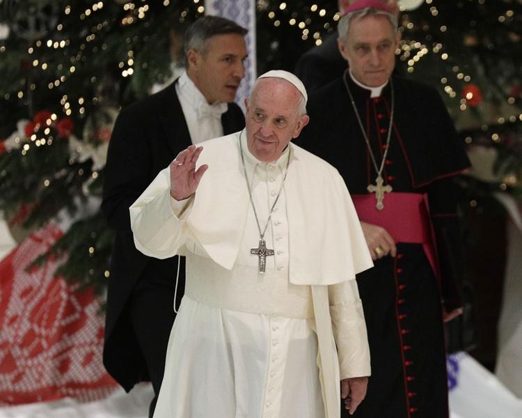 梵蒂岡指將安排教宗方濟各訪問中國。AP
