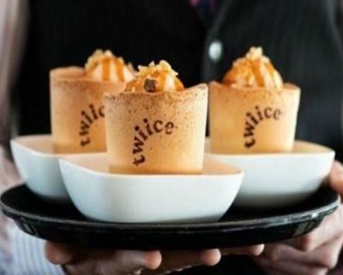 紐西蘭航空改用「可食用咖啡杯」 年省800萬紙杯