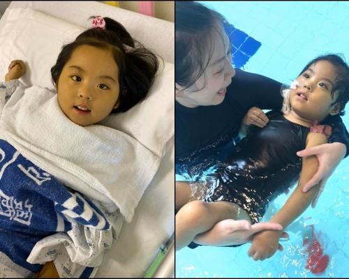 小予恩醫院度過3歲生日 父母盼時機成熟可回家休養