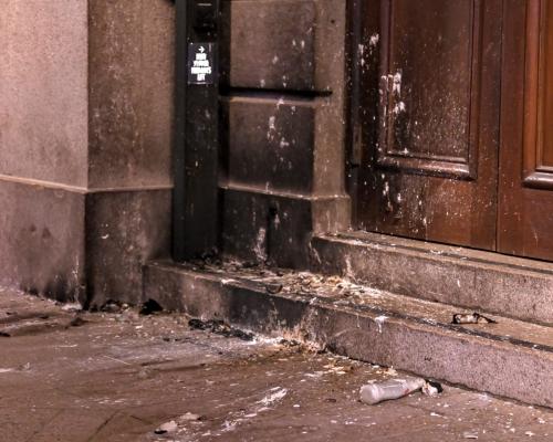 終院及高院被縱火 律師會強烈譴責破壞司法尊嚴行為