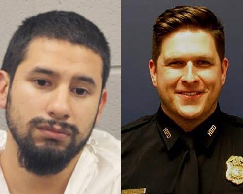 休斯敦警處理家庭暴力遭槍斃  一名男子被捕