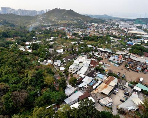 橫洲公屋地擬建1.3萬單位 落成日期延遲6年