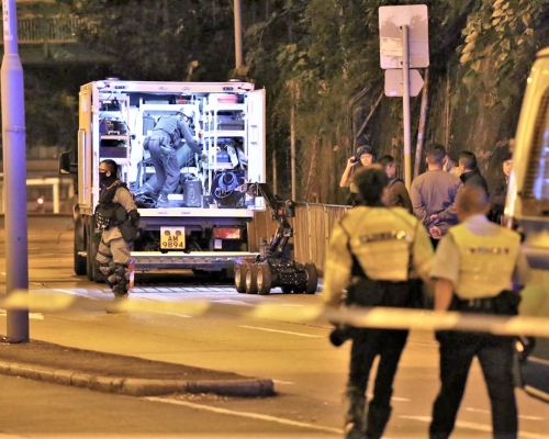港華發現爆炸品校方:無證據顯示與師生有關