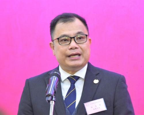 林志偉指香港成「謊話之都」 斥政客將執法者妖魔化
