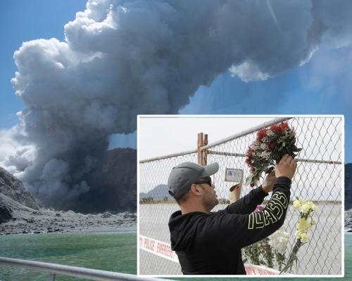 新西蘭火山爆發恐13死34傷 8人失蹤包括1男1女港人