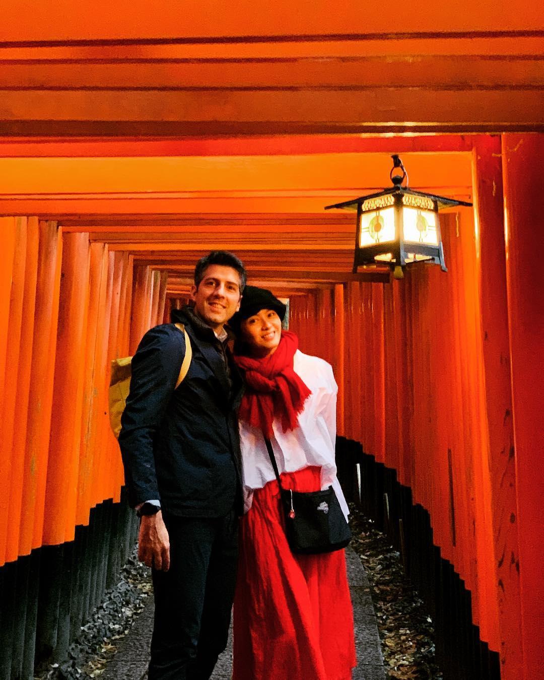 Gigi跟Sergio結婚8年一直恩愛。