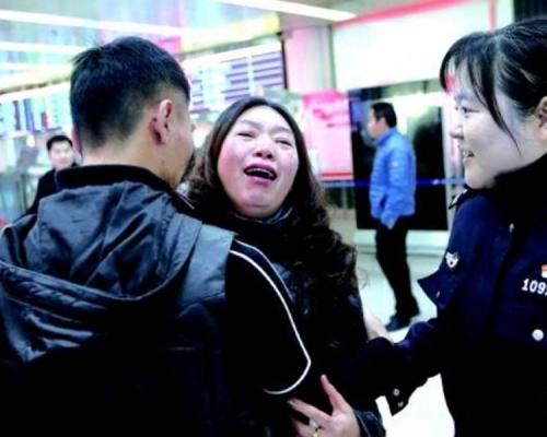 山東男子因交通違規 找到了失散26年生母