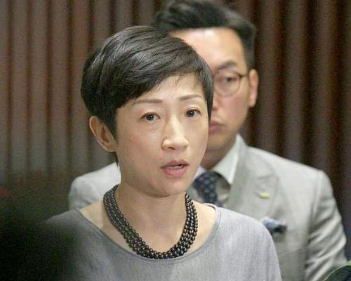 建制派動議解除陳淑莊議員職務被否決