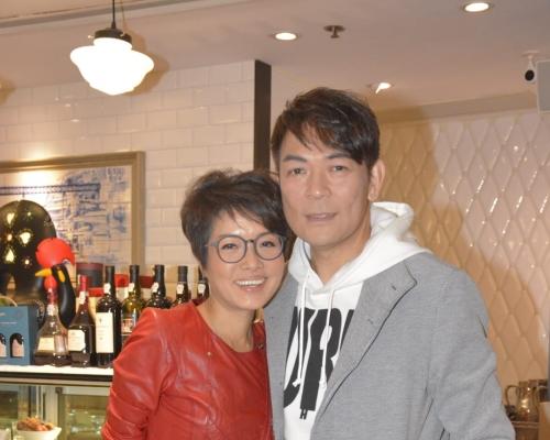 教友歌手聖誕開騷傳揚愛   寶珮如生日願望香港早日康復