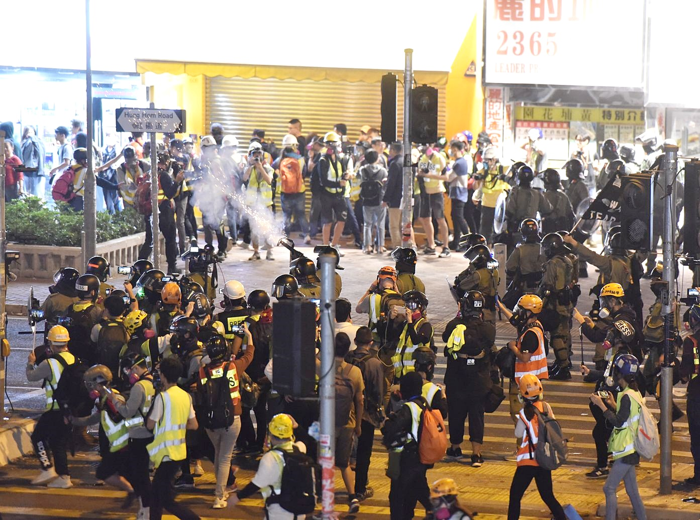 政府發言人指,監警會正主動審視近月大型公眾活動。資料圖片