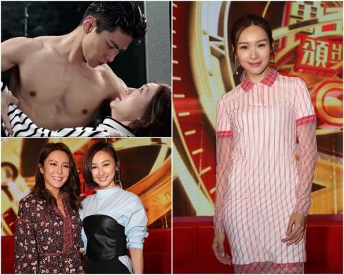 【TVB頒獎禮】李佳芯田蕊妮爭后 高Ling有信心奪女配
